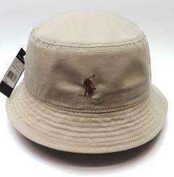 Panama Polo Ralph Lauren (μπεζ)