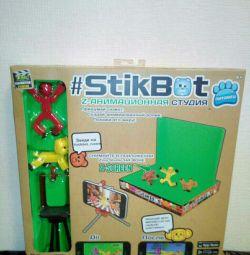 Stickbots set (photo studio)