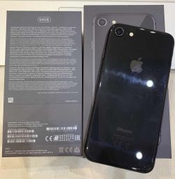 Iphone 8 64gb original all native and without problems