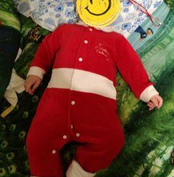 Children's New Year's costume