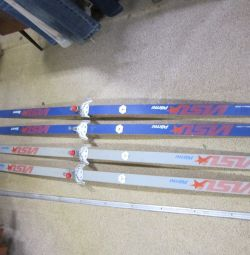 Schiuri: ghete de schi / patine de schi fond