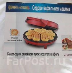 Waffle iron electro.nova.