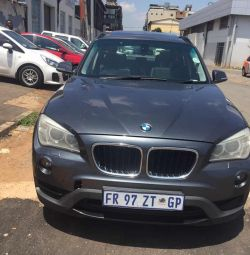 BMW X1 S Drive 20i 2013 года