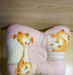 Pillow for newborns