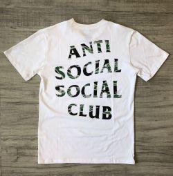 Футболка Anti Social Social Club (унисекс) - Новая