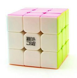 MoYu Yulong 3x3 color pink