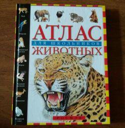 Atlas of animals for schoolchildren
