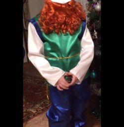 Gnome costume sale-hire