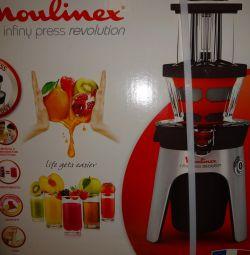 Selling juicer Moulinex