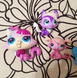 Toys Littlest Pet Shop