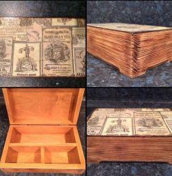 Mücevher Kutusu El Yapımı