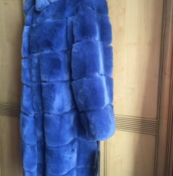 New fur coats beaver orilag