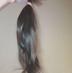 Волосся натуральне