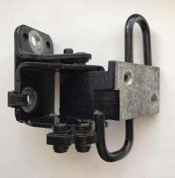 Lower left front door hinge Skoda Octavia To