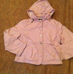 Куртка- пиджак для девочки