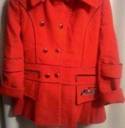 Продам весеннее осеннее 2 пальто