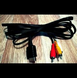 Tulip Cable for Sony PS2, PS3, PS4