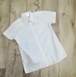 Новые школьные рубашки