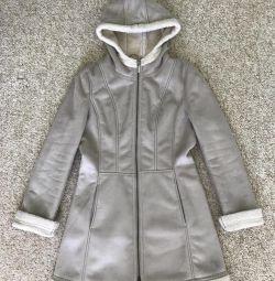 Sheepskin coat (spring)