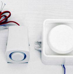 Senzori de sirene Pentru securitatea spațiilor