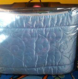 Envelope blanket for discharge