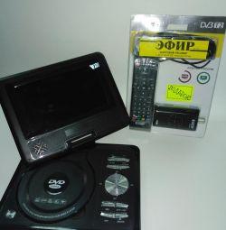 Portable DVD / LCD TV