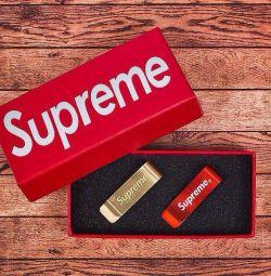 Скоба для денег Supreme