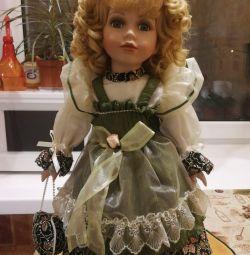Κούκλα από πορσελάνη Remeco