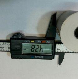 Thermal paper for cash register