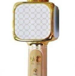 Microfon wireless Karaoke YS-68 Magic Karaoke.