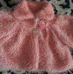 Children's coat-bolero