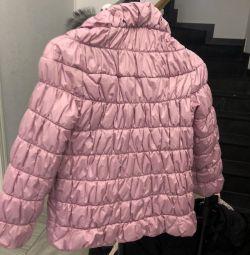 Children's jacket, autumn