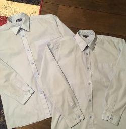 Chessford μπλε πουκάμισο 13 ετών (158εκ)