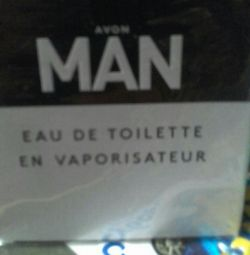 Toilet Water for men