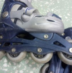 Rollers for boy