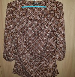 The blouse is new, p42-44 exchange