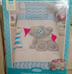 Bed linen Mona Liza 1,5sp Teddy