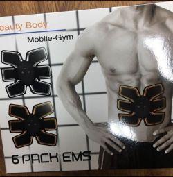 Myostimulator for Muscle Beauty body