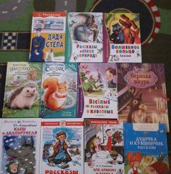 Cărți noi pentru copii.