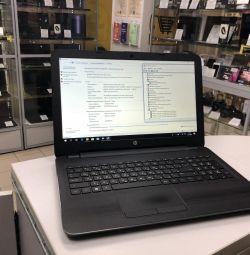 Надежный скоростной ноутбук HP для работы и учебы