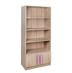 PLAYROOM SONAMA-PINK LIBRARY HM10146.03 80X35X18