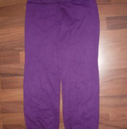 Sport pants for girl PLASEest1989