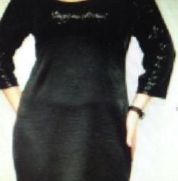 Платье женское, размер 58