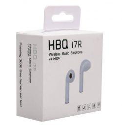 Căști Bluetooth wireless HBQ i7 R