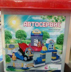 Σχεδιαστές αναλόγων Lego Duplo