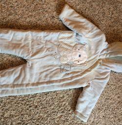 Οι φορεσιές χρησιμοποίησαν αγόρι για 9-12 μήνες