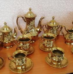 Set de ceai de cafea NOU