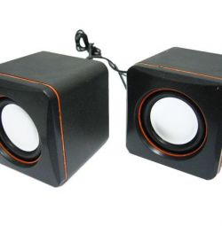 Μίνι ομιλητές ηχείων υπολογιστή Νέο
