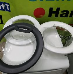 Hatches for washing machines.
