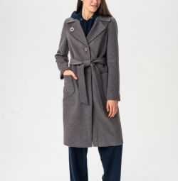 Пальто женское демисезонное новое
